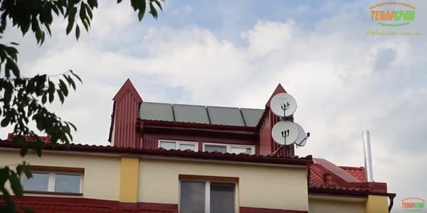 Vaillant auroFlow plus Drainback. Незакипающая солнечная система.