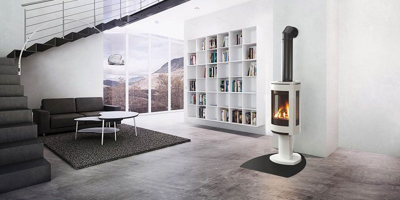 Печь JOTUL F-373 ADVANCE WHE 9 кВт